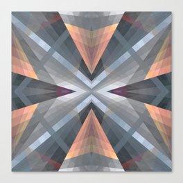 Geometric Mandala 08 Canvas Print