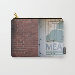 Clouds and brick Leith Edinburgh Carry-All Pouch