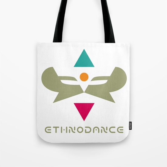 Ethnodance Tote Bag