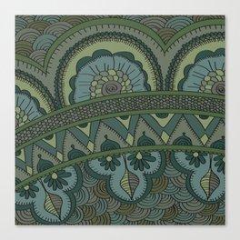 IndI_Art Canvas Print