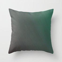 Simple Sky Throw Pillow