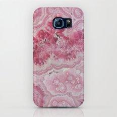 Rose Quartz Gem Galaxy S6 Slim Case