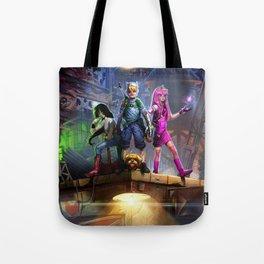 Adventurers Tote Bag