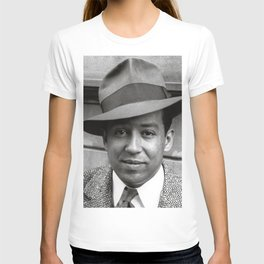Langston Hughes - Black Culture - Black History T-shirt