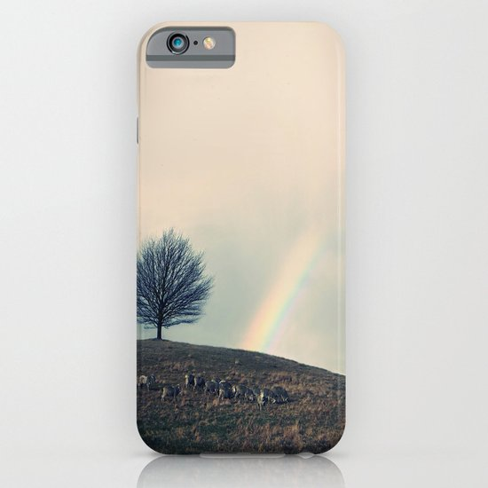 Chasing rainbows and counting sheep. Same thing really. iPhone & iPod Case