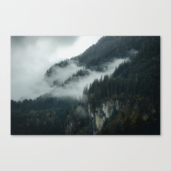 The great beyond Canvas Print