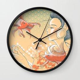 Those Who Game Wall Clock