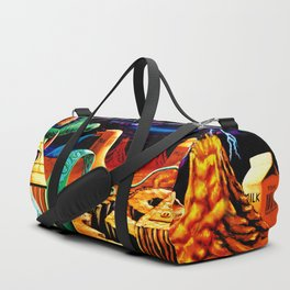 The Practical Deception by Vincent Monaco Duffle Bag