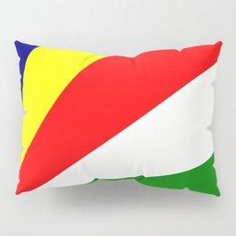 Flag of Seychelles Pillow Sham