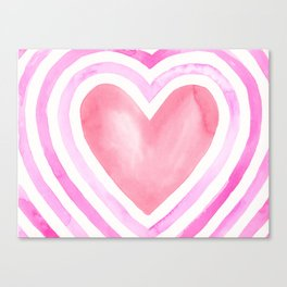Heart 2 Canvas Print