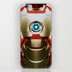 IRON MAN Iron Man iPhone & iPod Skin