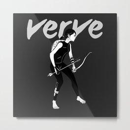 Verve Metal Print