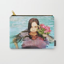 She Realized People Are Not Always What They Appear to Be Carry-All Pouch