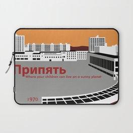 Pripyat City Square Laptop Sleeve
