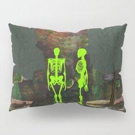 La Petite Mort, No. 4 Pillow Sham
