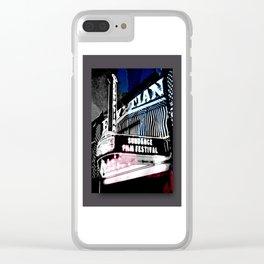 Sundance Clear iPhone Case