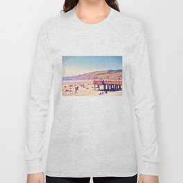 I Like California Beaches, Do You? Long Sleeve T-shirt