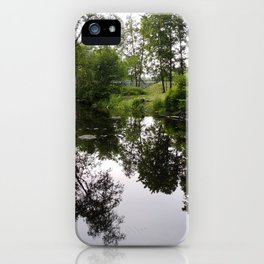 Reflejo iPhone Case