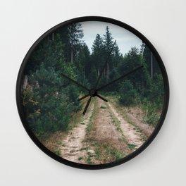 Combien de temps pour t'oublier? XII Wall Clock