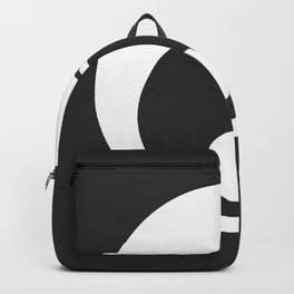 Button eye Backpack