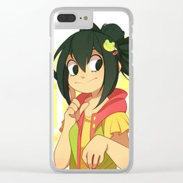 GERO GERO Clear iPhone Case