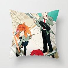 Gekkan Shoujo Nozaki-kun Throw Pillow