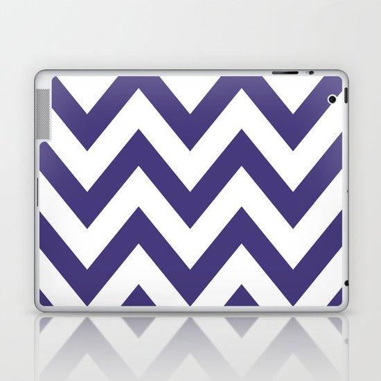 HORNED FROG CHEVRON Laptop & iPad Skin