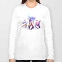 new order Long Sleeve T-shirts featuring NEW ORDER by Ƃuıuǝddɐɥ-sı-plɹoʍ-ɹǝɥʇouɐ