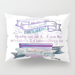 Chapter 54 - Rhysand loves Feyre Pillow Sham