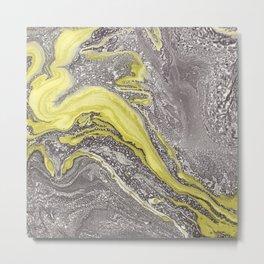 Abstraction #9 Metal Print