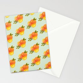Fruit Series: Oranges version 3 Stationery Cards