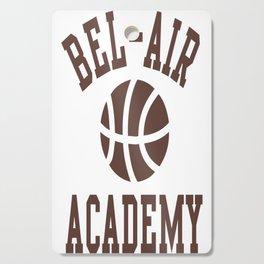 Fresh Prince Bel-Air Academy Basketball Shirt Cutting Board