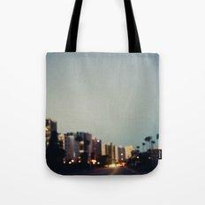 Sky & Lights Tote Bag