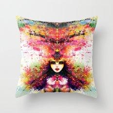 MAGIA Throw Pillow