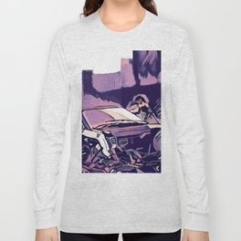 Scrapyard ~ Blade Runner 2049 Long Sleeve T-shirt