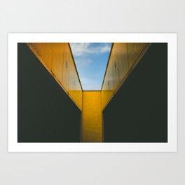Noord Amsterdam Art Print