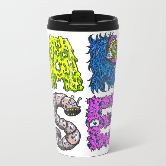 ARSE Metal Travel Mug