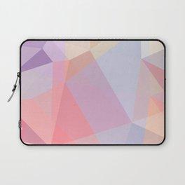Powder Geometry - bright Laptop Sleeve