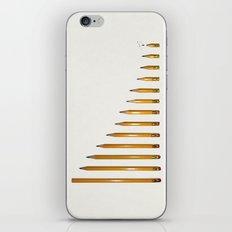 Life of a pencil iPhone & iPod Skin