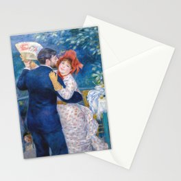 Auguste Renoir - Country Dance Stationery Cards