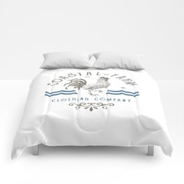 Coastal Farm Clothing Company Comforters