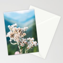 Alpine Flowers for You Stationery Cards