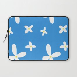 Classic Blue and White Flowers Laptop Sleeve