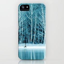 frozen IV iPhone Case