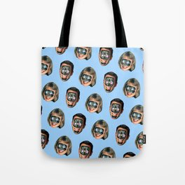 Sholim Pattern Tote Bag