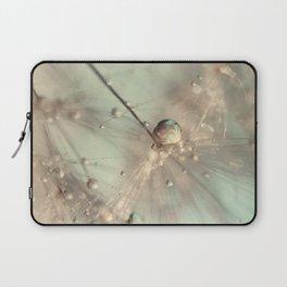 dandelion mint Laptop Sleeve