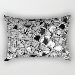 Metallic Rectangular Pillow