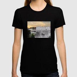 River Rhein Pastiche  T-shirt