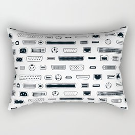 Ports Rectangular Pillow
