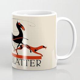 Lustige Blaetter (Funny pages) Coffee Mug